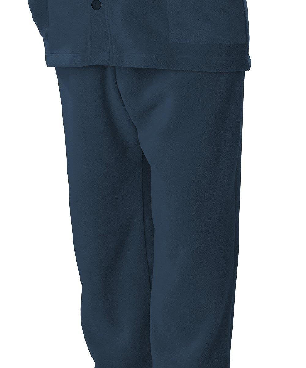 Silverts Disabled Elderly Needs Arthritis Side Open Polar Fleece Pant with Adjustable Silvert' s 51810