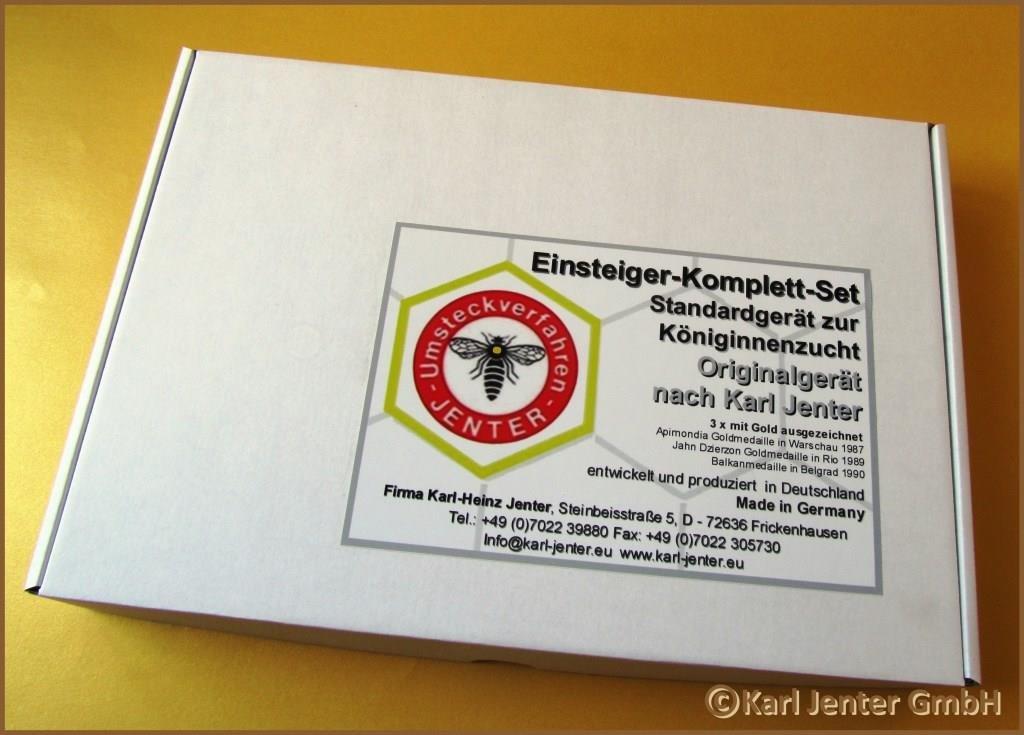 KARL Jenter débutants Kit Système complet, roi intérieur Reproduction, Queen breeding