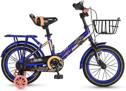 Bicicletas Para Niños Niños Chicas Niños Adecuado para Niños De 2-8 Años De Edad 12 Pulgadas, 14 Pulgadas, 16 Pulgadas: Amazon.es: Deportes y aire libre