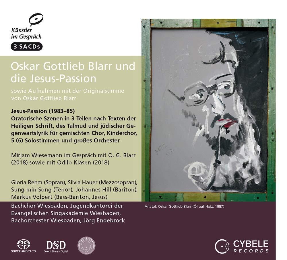SACD : VARIOUS - Jesus Passion (Hybrid SACD, 3 Pack)