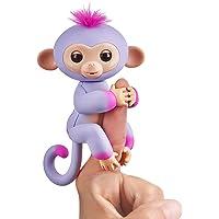 Toyshine Plastic Baby Monkey Interactive Finger Puppet (Multicolour)