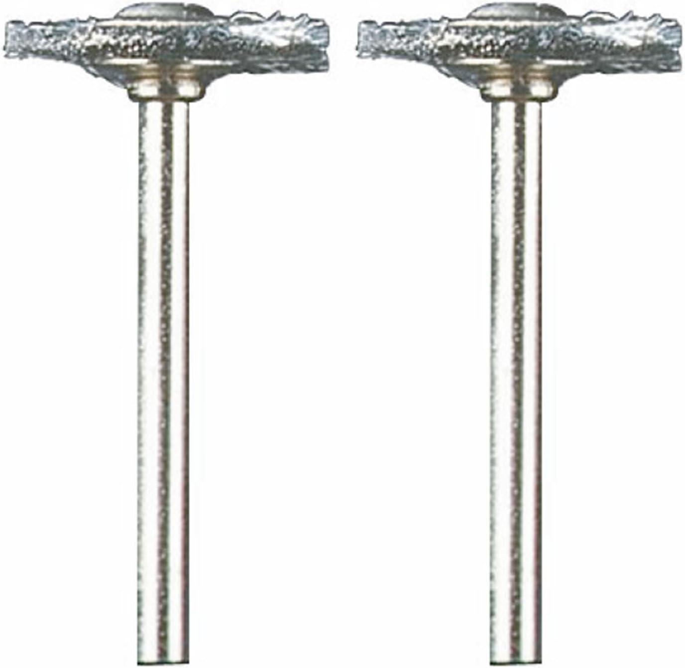 Dremel 2Pk Ss Wheel Wire Brush