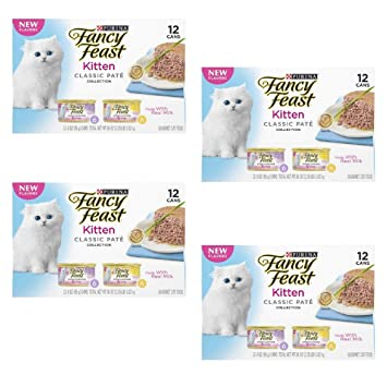 Amazon.com: Purina Fancy Feast Kitten - Alimentos para gatos ...