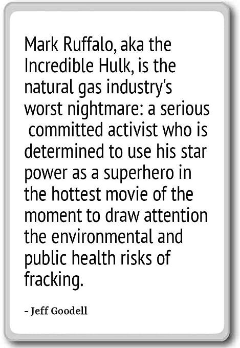 Mark Ruffalo Aka The Incredible Hulk Is The Jeff Goodell