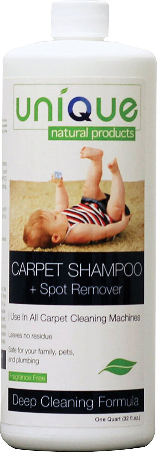 Unique Natural Products 221 Carpet Shampoo 32-Ounce