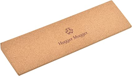 Amazon.com: Hugger mugger cuña de corcho (Marrón): Sports ...