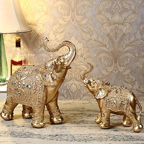 Feng shui elephant decor