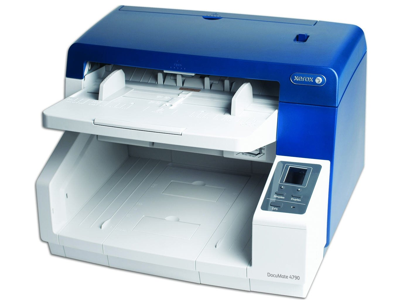 Xerox DocuMate 4790 (XDM47905D-WU) A3-sized Adf Document Scaner with Detection by Xerox