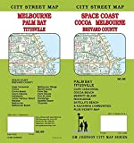 Cocoa / Melbourne / Brevard County / Space Coast, Florida Street Map