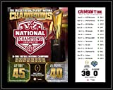 Alabama Crimson Tide College Football Playoff 2015 National Champions 12