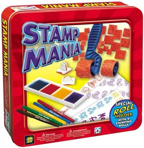 Diamant Stamp Mania - Set para Crear Sellos: Amazon.es: Juguetes y juegos