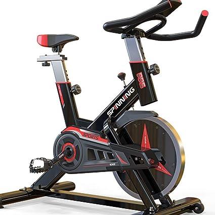 LE Home Spinning Bike Silent Exercise Bike Indoor Fitness Bike ...