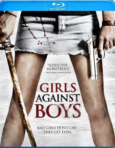 Girls Against Boys [Blu-ray] by Starz / Anchor Bay