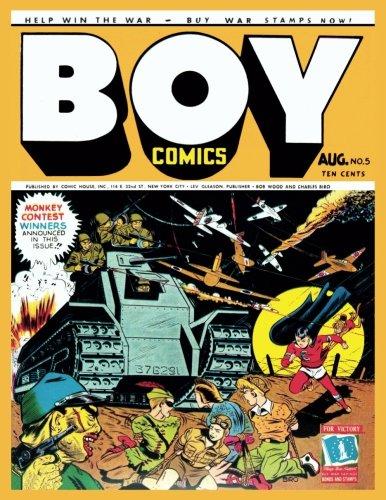 Boy Comics # 5 PDF