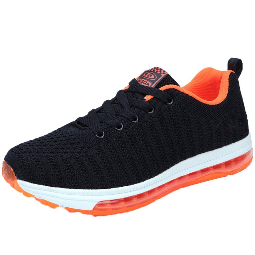 Zapatos Casuales Para Hombres Zapatillas Amortiguadoras Zapatillas Para Correr 41EU|17