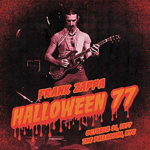 Frank Zappa - Halloween 77 [3 Cd] - Zortam Music