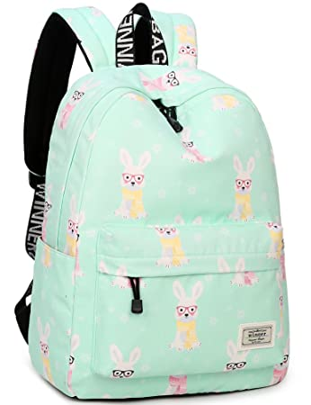 673ed0eea28 Image Unavailable. Image not available for. Color  School Bookbags for Girls,  BLOOMSTAR ...