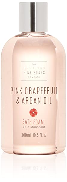 Scottish Fine Soaps Pink Grapefruit & Argan Oil - Jabón triple molido en lata 100 g: Amazon.es: Belleza