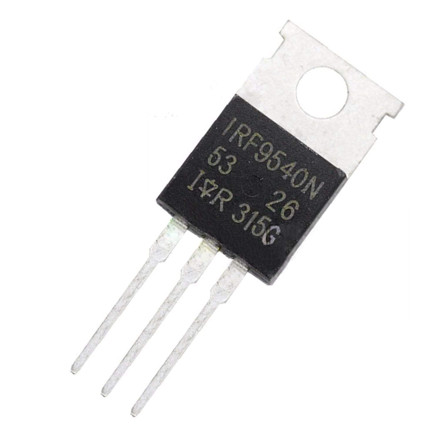TOOGOO(R) 10 x IRF9540 P-Channel Power MOSFET 23A 100V TO-220 'IR'