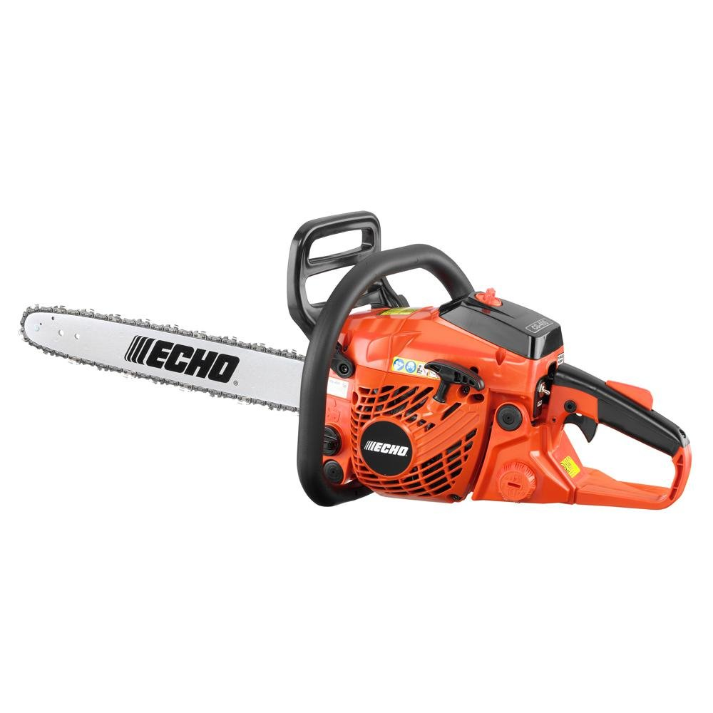 "Amazon.com : Echo CS-400 18"" Gas Chainsaw : Power Chain Saws : Garden &  Outdoor"