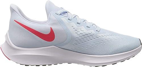 NIKE Air Zoom Winflo 6, Zapatillas de Running para Mujer: Amazon ...