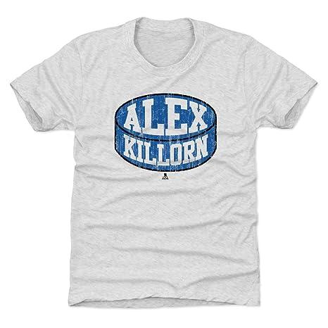 b284ab02f Amazon.com   500 LEVEL Alex Killorn Tampa Bay Hockey Kids Shirt ...