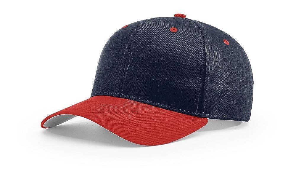 Richardson 212 PRO Twill Snapback Flex Baseball HAT Blank FIT Cap at Amazon Mens Clothing store: