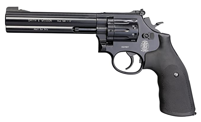 Smith & Wesson 586, 6-inch