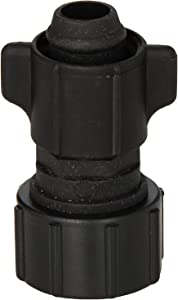 Orbit 3 Pack 1/2 Inch Universal Hose to Faucet Adapter for Drip Irrigation Tube (.620-.710)