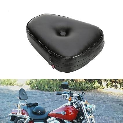 eclear pasajeros Rider respaldo cojín de motocicleta para ...