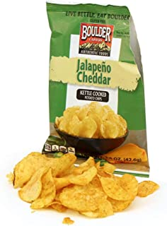 product image for Boulder Canyon Potato Chips - Jalapeno Cheddar (Pack Of 55)
