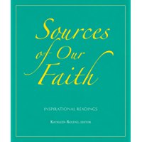 Sources of Our Faith: Inspirational Readings