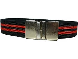 Olata Cintura Elasticizzata per Bambini//Ragazzi 5-15 Anni Facile Fibbia design