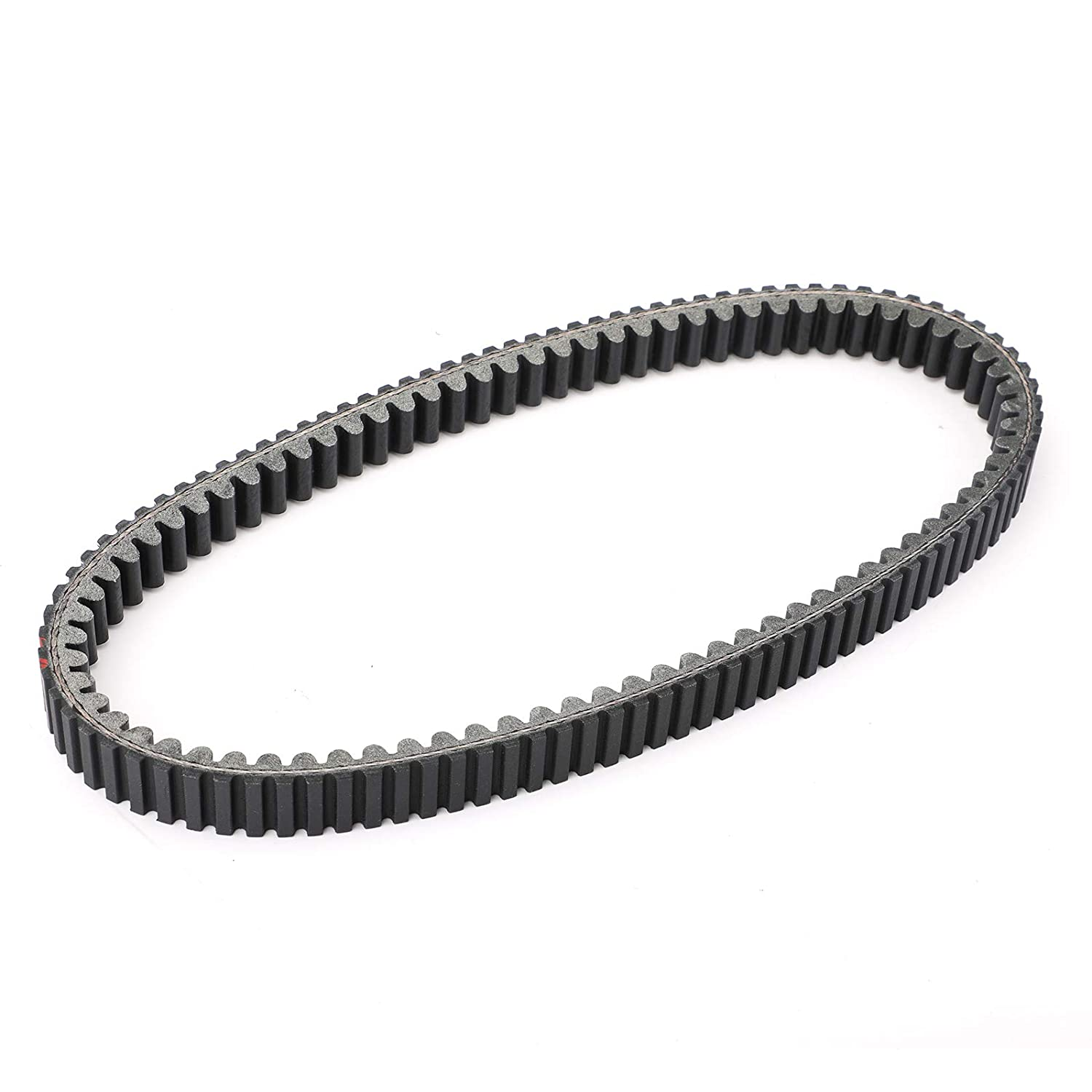 Topteng Drive Belt,Severe Duty Drive Belt with Well Designed Durable Smooth CVT Non-slip Heat Dissipation for A-eon Urban//Elite//Quadro 3D 350 11-15 Scooter