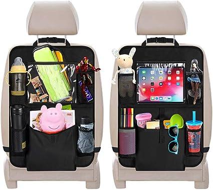 Protezione Sedile Auto Bambini laxikoo 2 pezzi Organizer Bambino