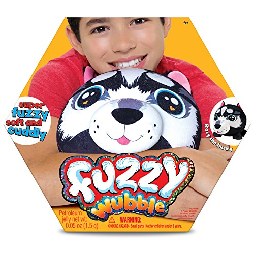 Wubble Fuzzy Roxy The Dog