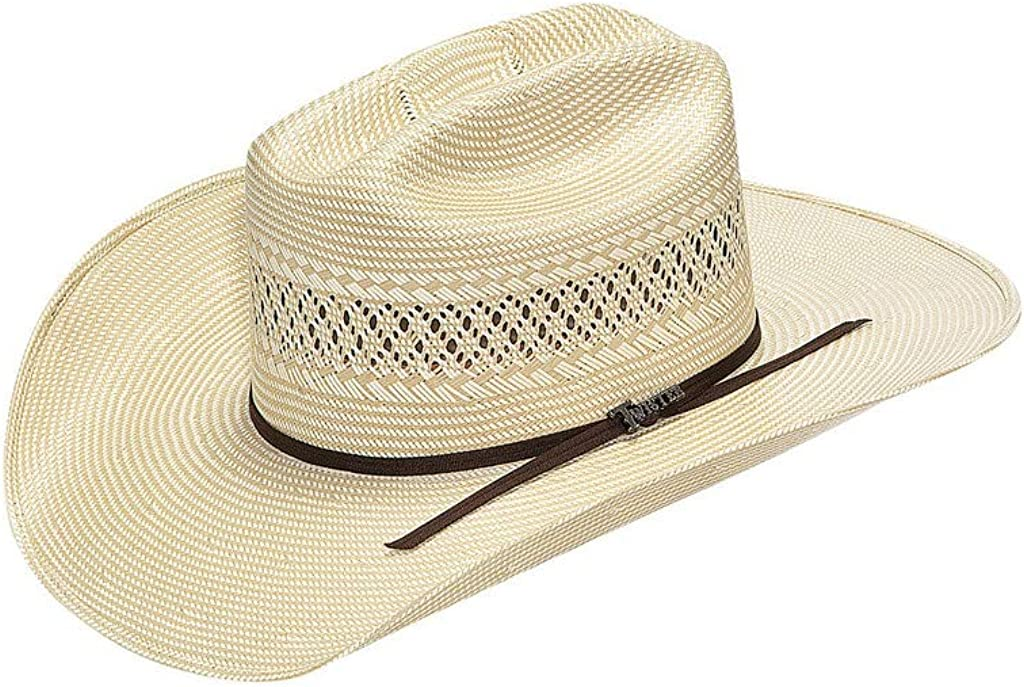 Twister 10X Shantung Double S Straw Cowboy Hat T73131
