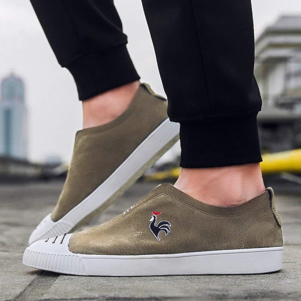 Niedrige Allgleiches Beiläufige Schuhe Niedrig, Niedrig, Niedrig, um Schuhen Der Flachen Retro Pedallichtschuhe zu Helfen (Farbe   Grau, Größe   EU 40) be6da5