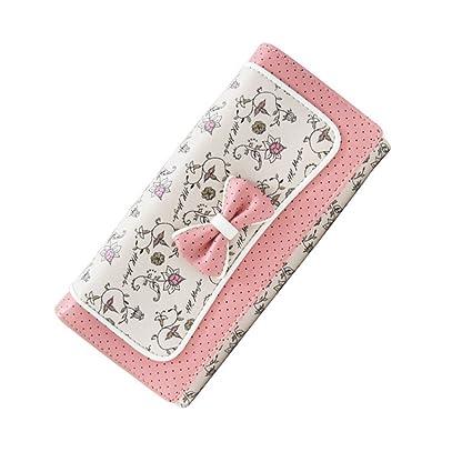 Titular de la tarjeta de crédito La flor rosada se va para diseñar el paquete elegante ...