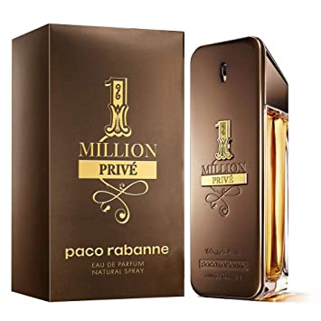Amazoncom 1 One Million Prive By Paco Rabanne Eau De Parfum 34