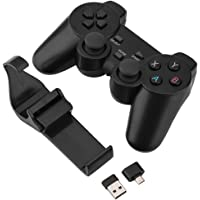 NCONCO 2.4G Wireless Smart Gamepad Bluetooth Game Controller for TV Box PC Mobile Phone