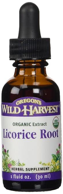 Oregon's Wild Harvest Organic Licorice Root Extract