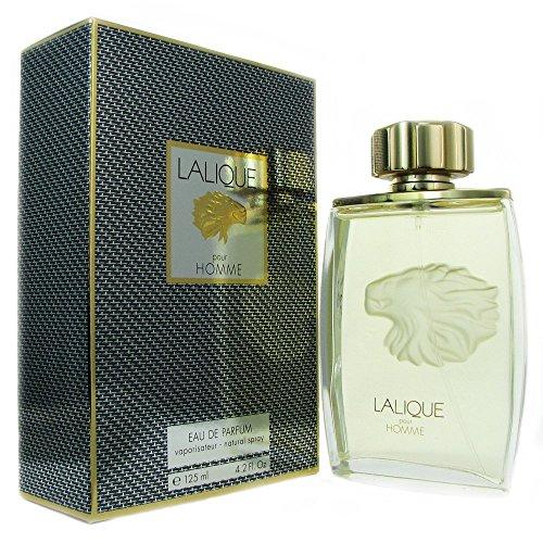 Lalique Pour Homme Leo by Lalique for men. Eau De Parfum Spray, 4.2 Ounce