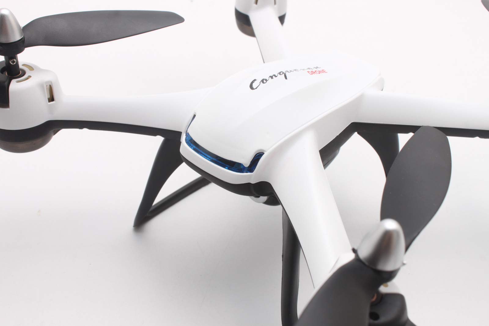 quietJUNjun toy RC Helicopter,DM009 2.4GHz 6-Axis Gyro 5MP Drone (White) by quietJUNjun toy (Image #4)
