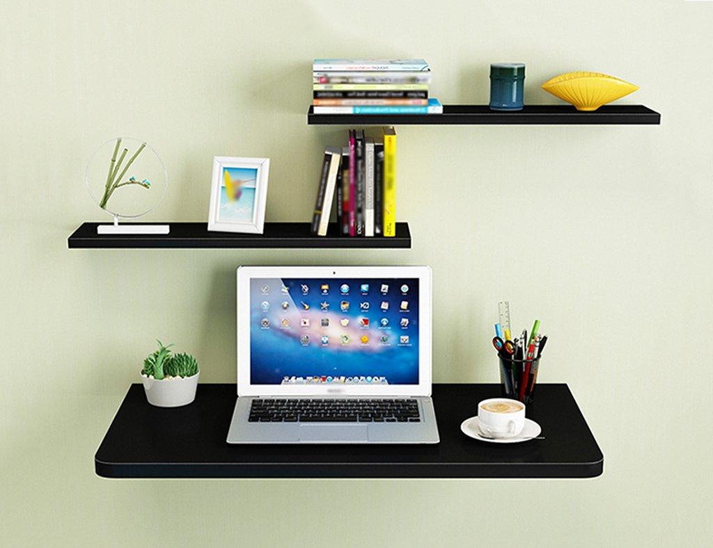 ダイニングテーブルペイント折りたたみ式コンピュータデスク壁掛けテーブル壁掛けラップトップデスク学習テーブルサイズ ( サイズ さいず : 100*40cm ) B07B75G3R1 100*40cm 100*40cm