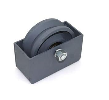 "Estados Unidos Premium Store 4 ""hierro fundido rueda V Groove Plus soldarse rueda caja"