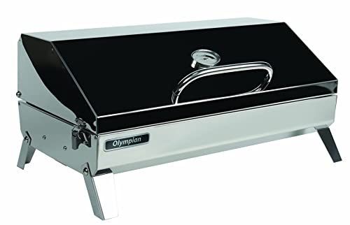 Olympian 6500 Stainless Steel Portable Gas Grill by Camco