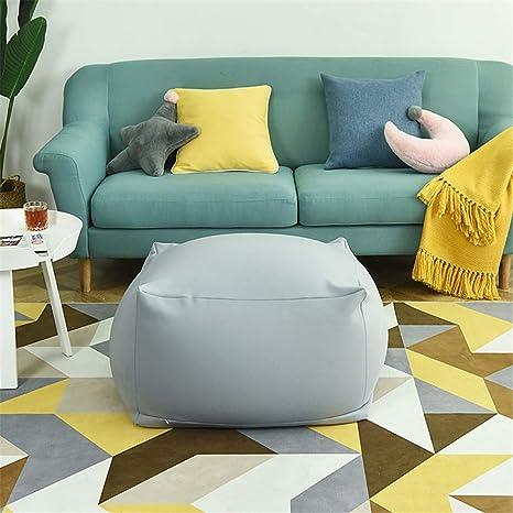 XUE Sofá Saco, Dormitorio Tela luz pequeño sofá Ultra Soft ...