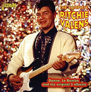 cd ritchie valens the very best of 2002