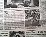 ERIC DICKERSON NFL Single Season Rushing Record